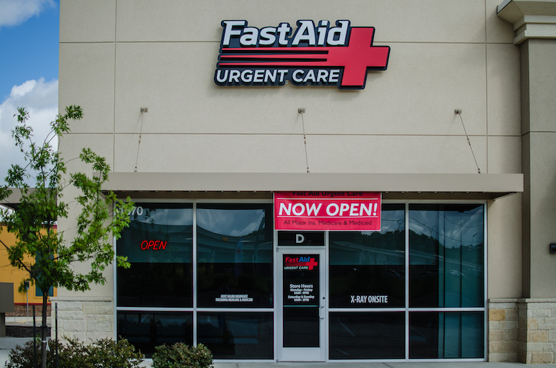 Fast Aid Urgent Care  - Bastrop - Urgent Care Solv in Bastrop, TX