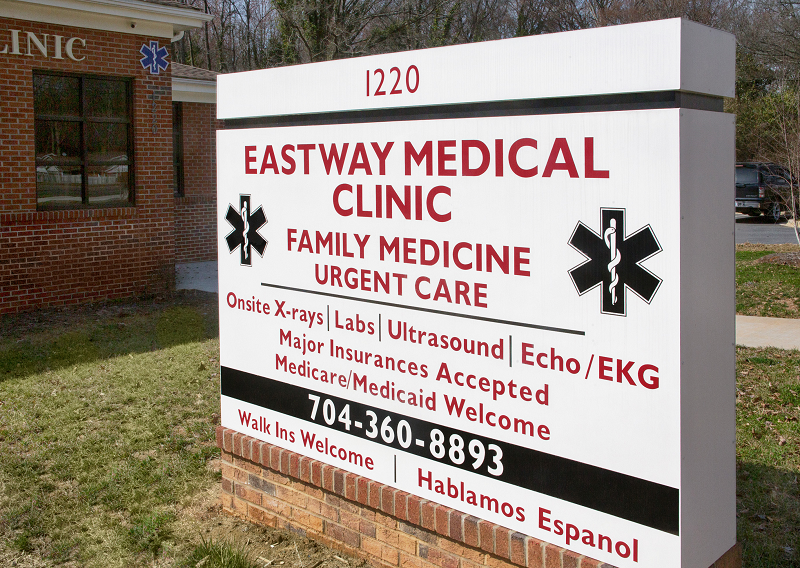 Eastway Medical Clinic & Urgent Care - Urgent Care Solv in Charlotte, NC