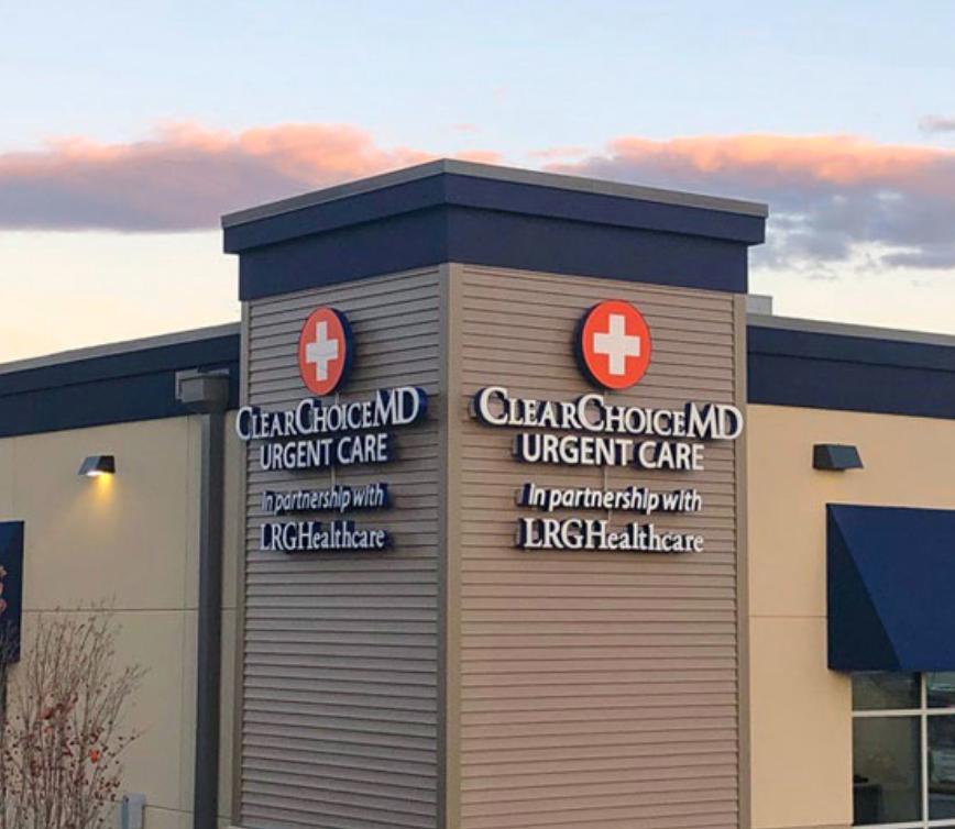 ClearChoiceMD - Tilton - Urgent Care Solv in Tilton, NH