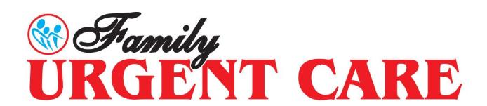 Family Urgent Care - Schererville Logo