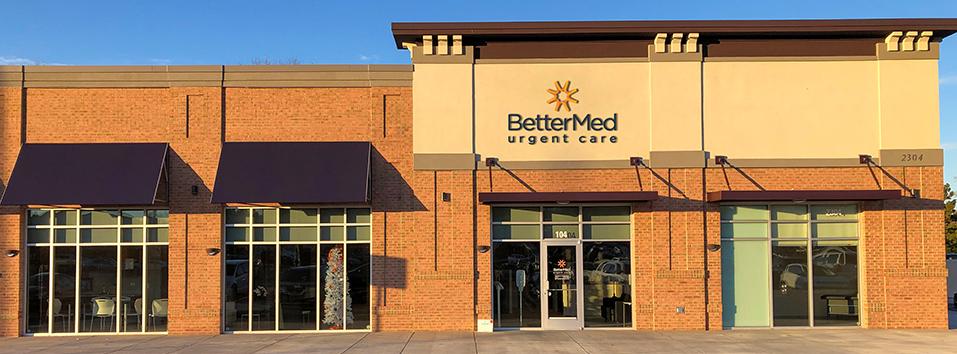 BetterMed - Matthews Urgent Care - Urgent Care Solv in Matthews, NC