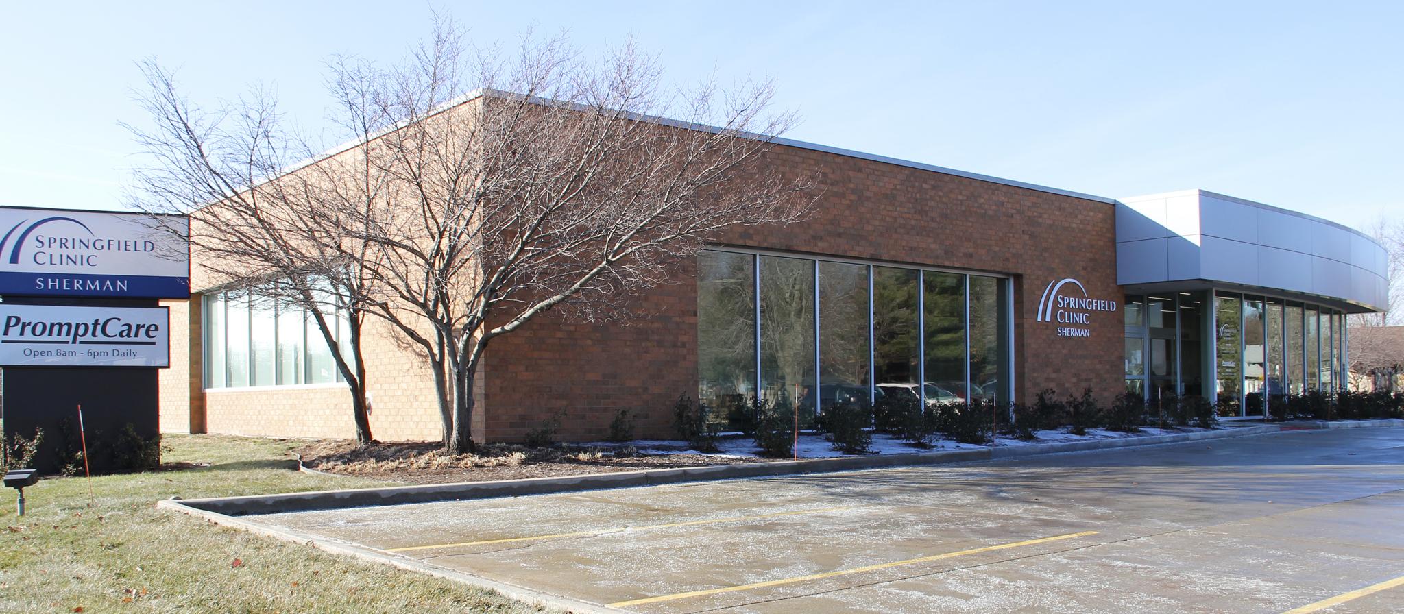 Springfield Clinic Urgent Care (Sherman, IL) - #0
