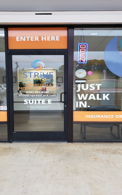 Strive Express Care - Urgent Care Solv in Nacogdoches, TX