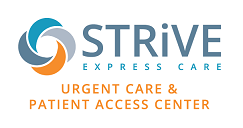 Strive Express Care Logo