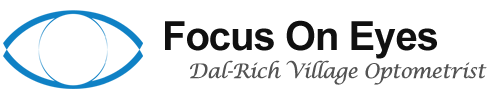 Focus On Eyes Logo