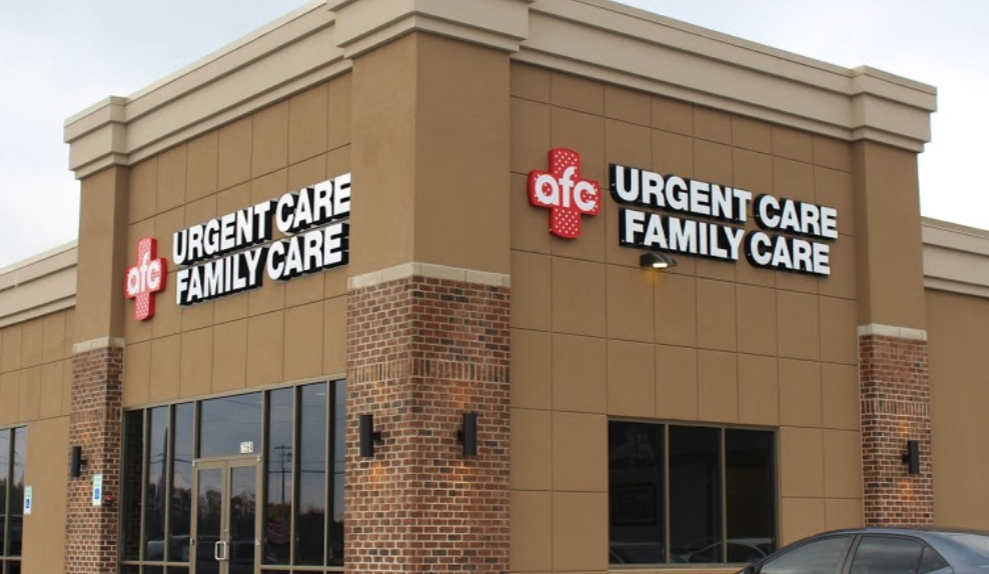 AFC Urgent Care - Chapman Highway - Urgent Care Solv in Knoxville, TN