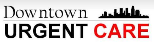 Downtown Urgent Care Logo