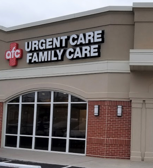AFC Urgent Care - Kingston Pike - Urgent Care Solv in Knoxville, TN