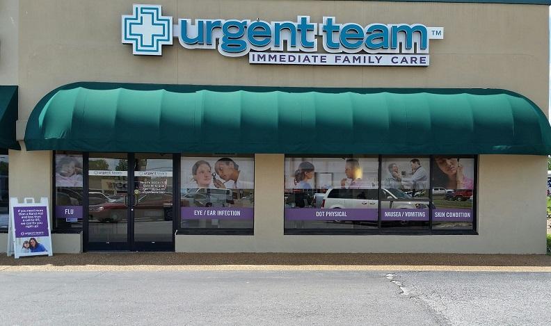 Urgent Team - Dyersburg - Urgent Care Solv in Dyersburg, TN