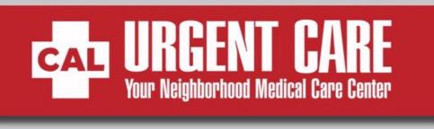 Cal Urgent Care - Arena Boulevard Logo