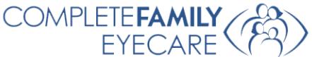 Complete Family Eye Care Logo