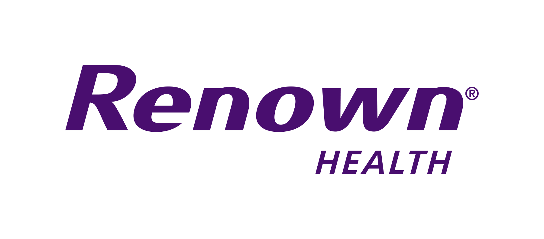 Renown Urgent Care - Double R Logo