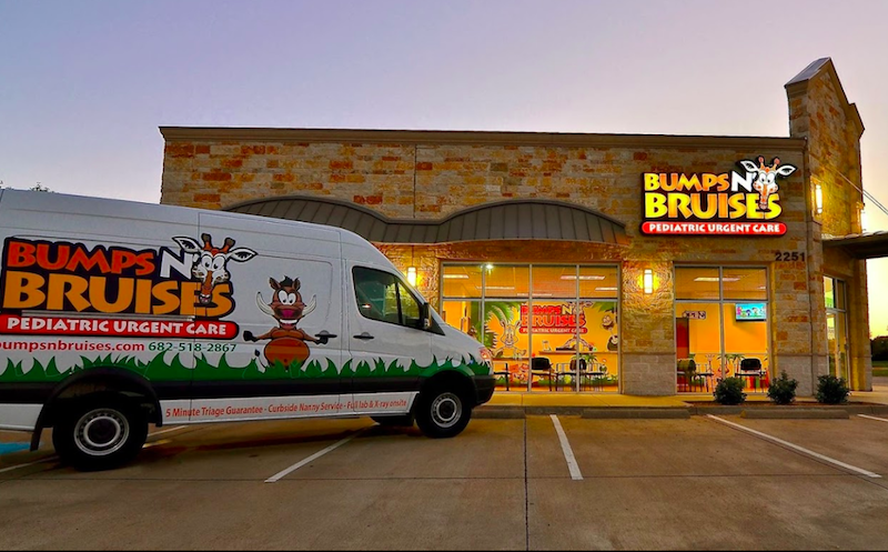 Photo for Bumps N' Bruises Pediatric Urgent Care , (Mansfield, TX)