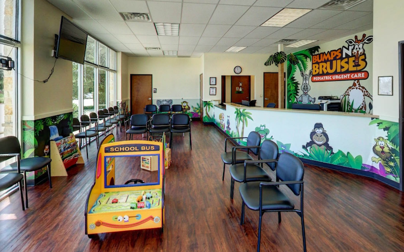 Bumps N' Bruises Pediatric Urgent Care - Urgent Care Solv in Mansfield, TX