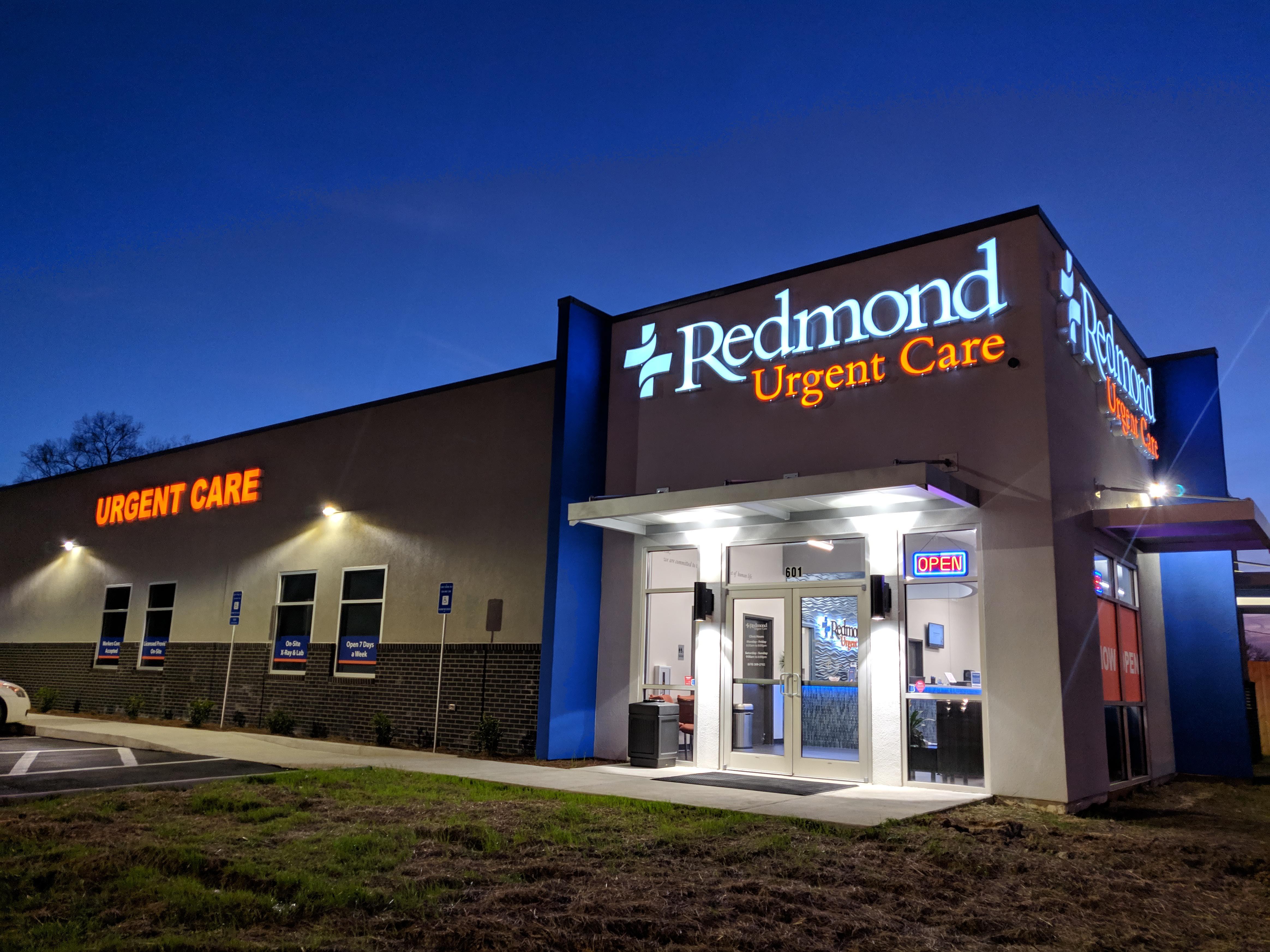 Redmond Urgent Care - East Rome - Urgent Care Solv in Rome, GA
