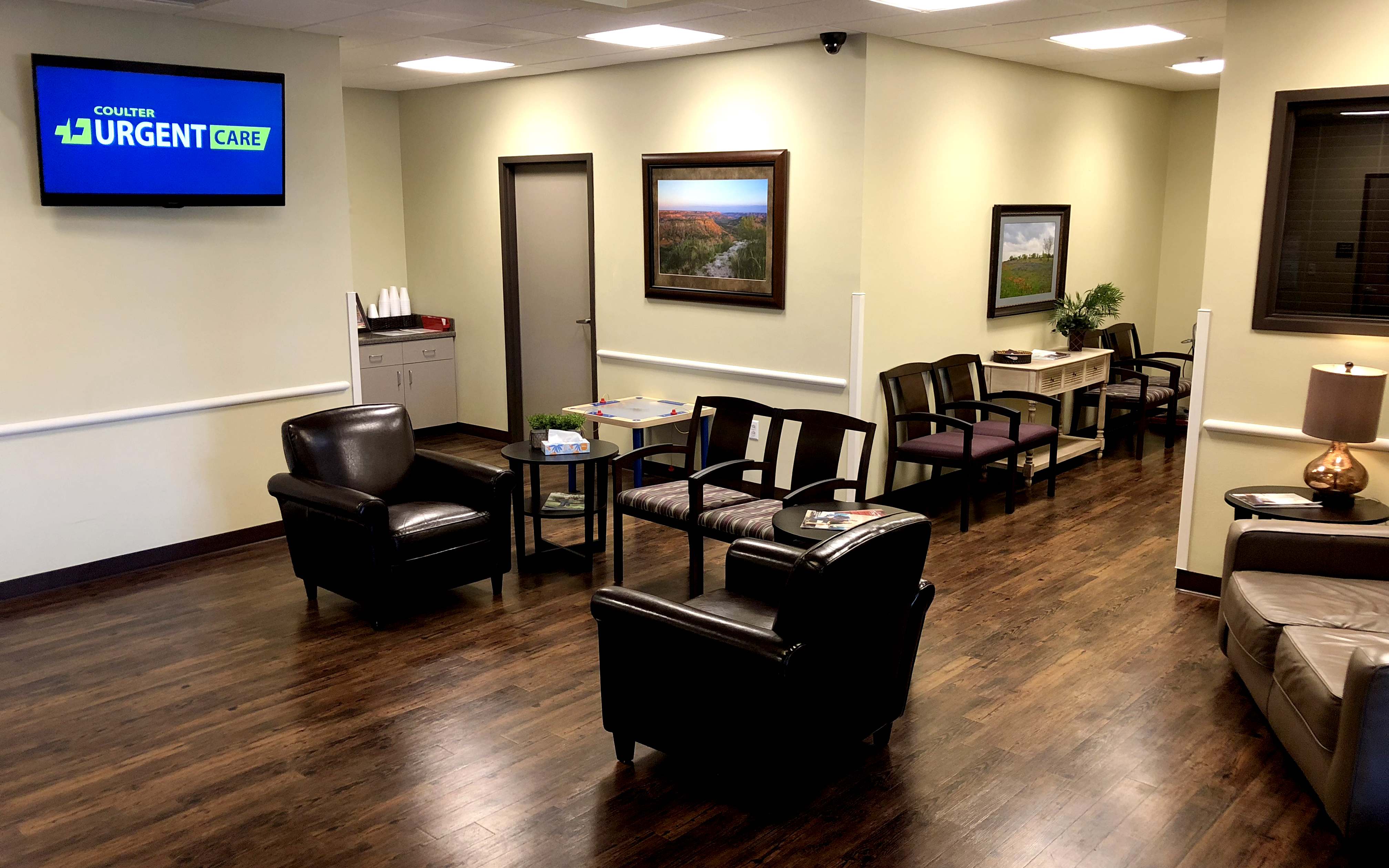 Photo of Coulter Urgent Care in Amarillo, TX