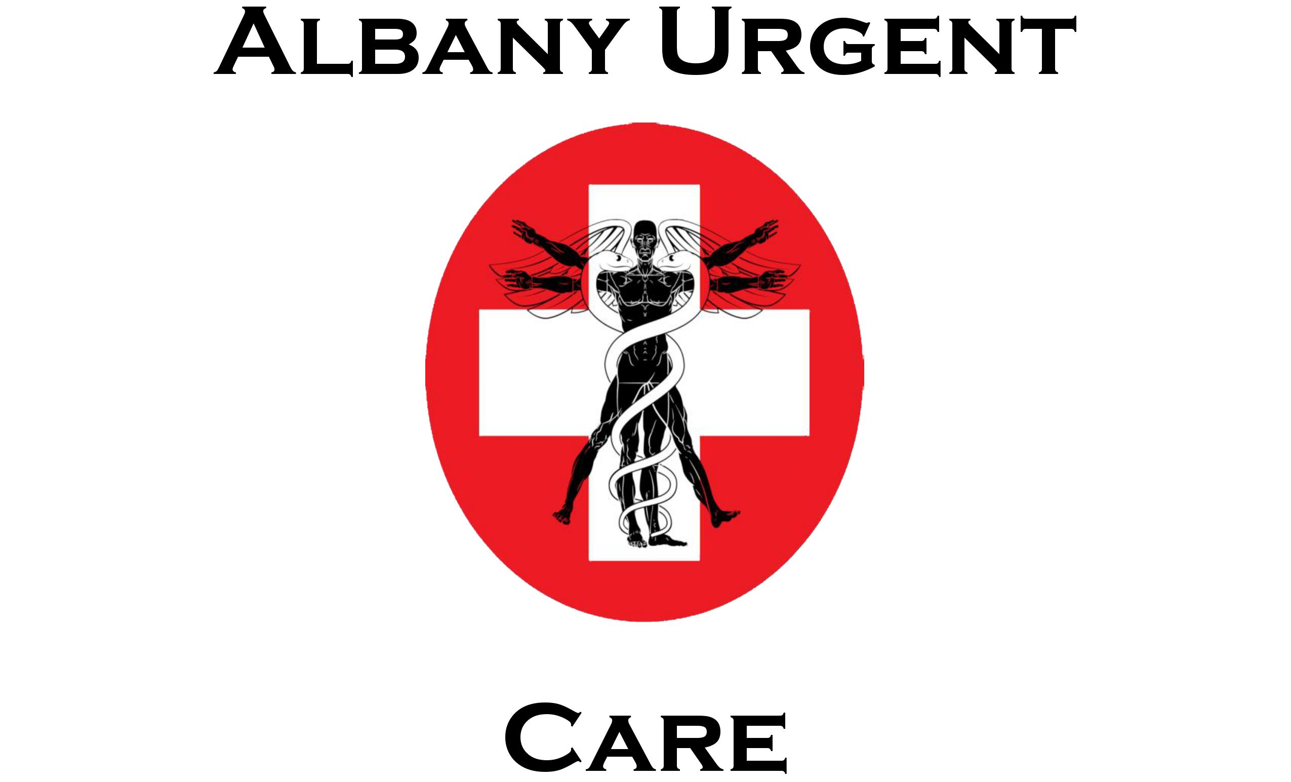 Albany Urgent Care Logo
