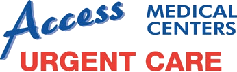 Access Medical Centers - Moore - VACCINE Logo