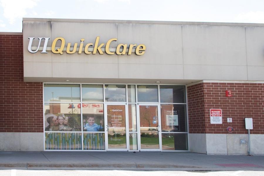 UI QuickCare Clinic - Coralville - Urgent Care Solv in Coralville, IA