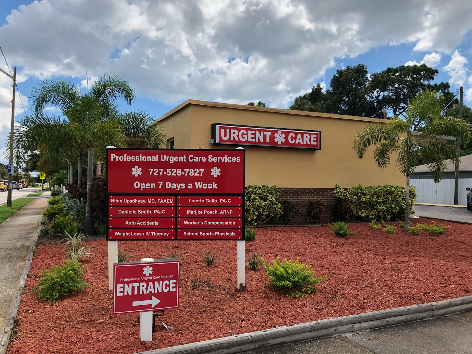 Professional Urgent Care Services - Urgent Care Solv in Saint Petersburg, FL