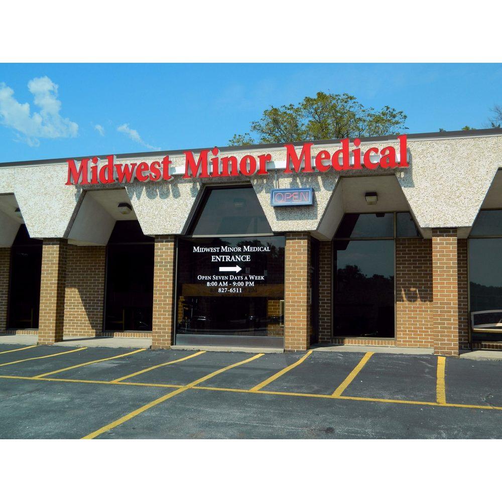 Midwest Minor Medical Urgent Care Book Online Urgent Care In