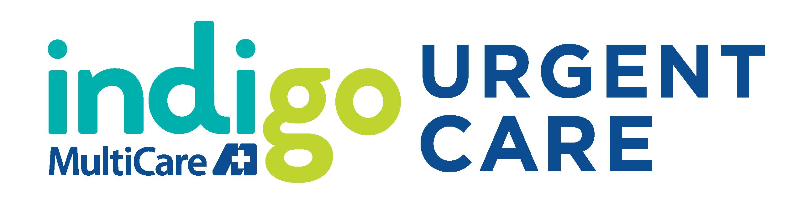 Indigo - Rainier Logo
