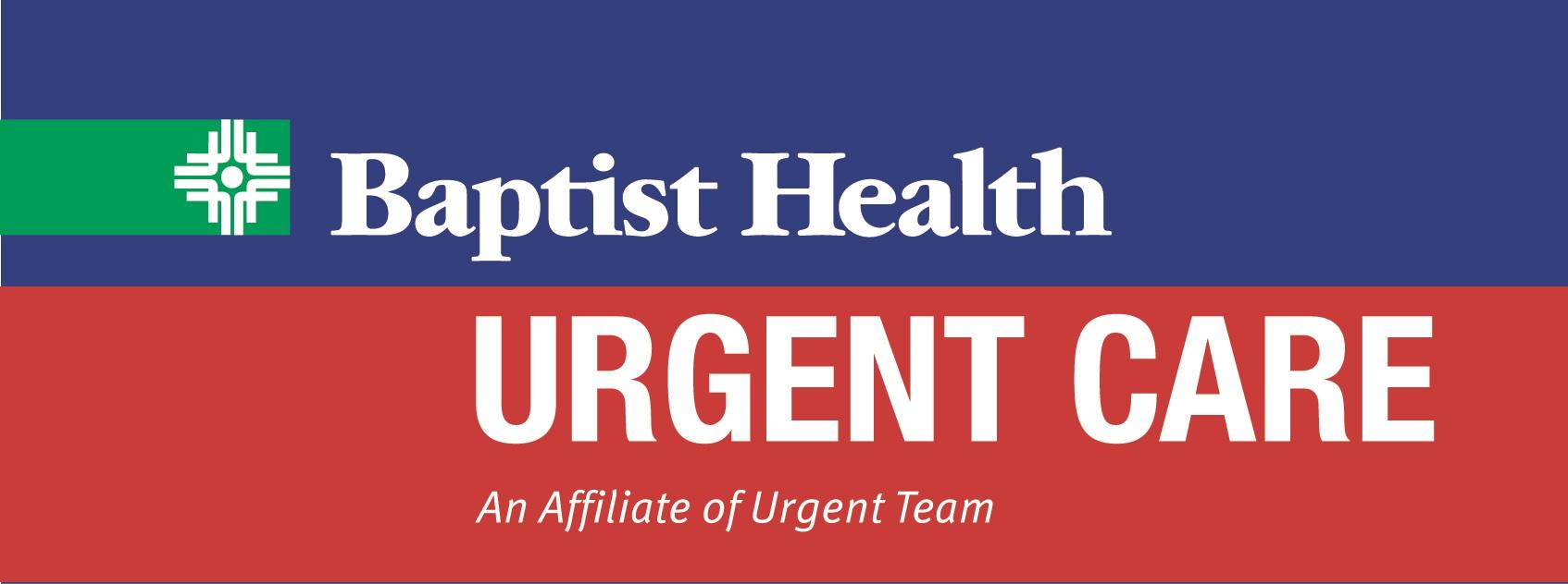 Baptist Health Urgent Care - Fort Smith Logo