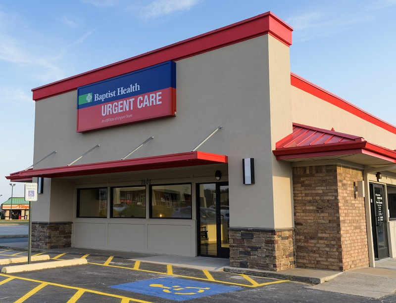 Baptist Health Urgent Care - Fort Smith - Urgent Care Solv in Fort Smith, AR