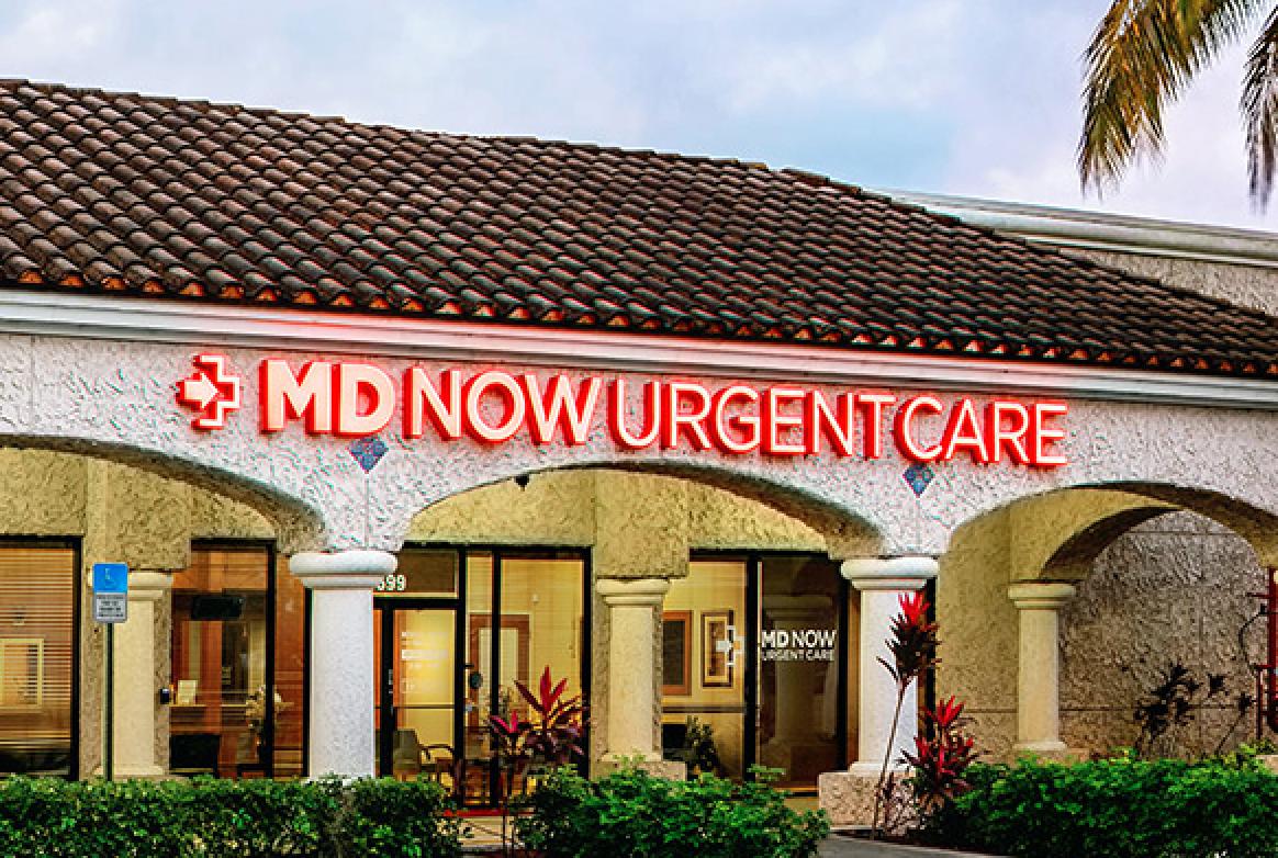MD Now Urgent Care (Boynton Beach, FL) - #0