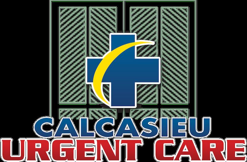 Calcasieu Urgent Care - Sulphur Logo