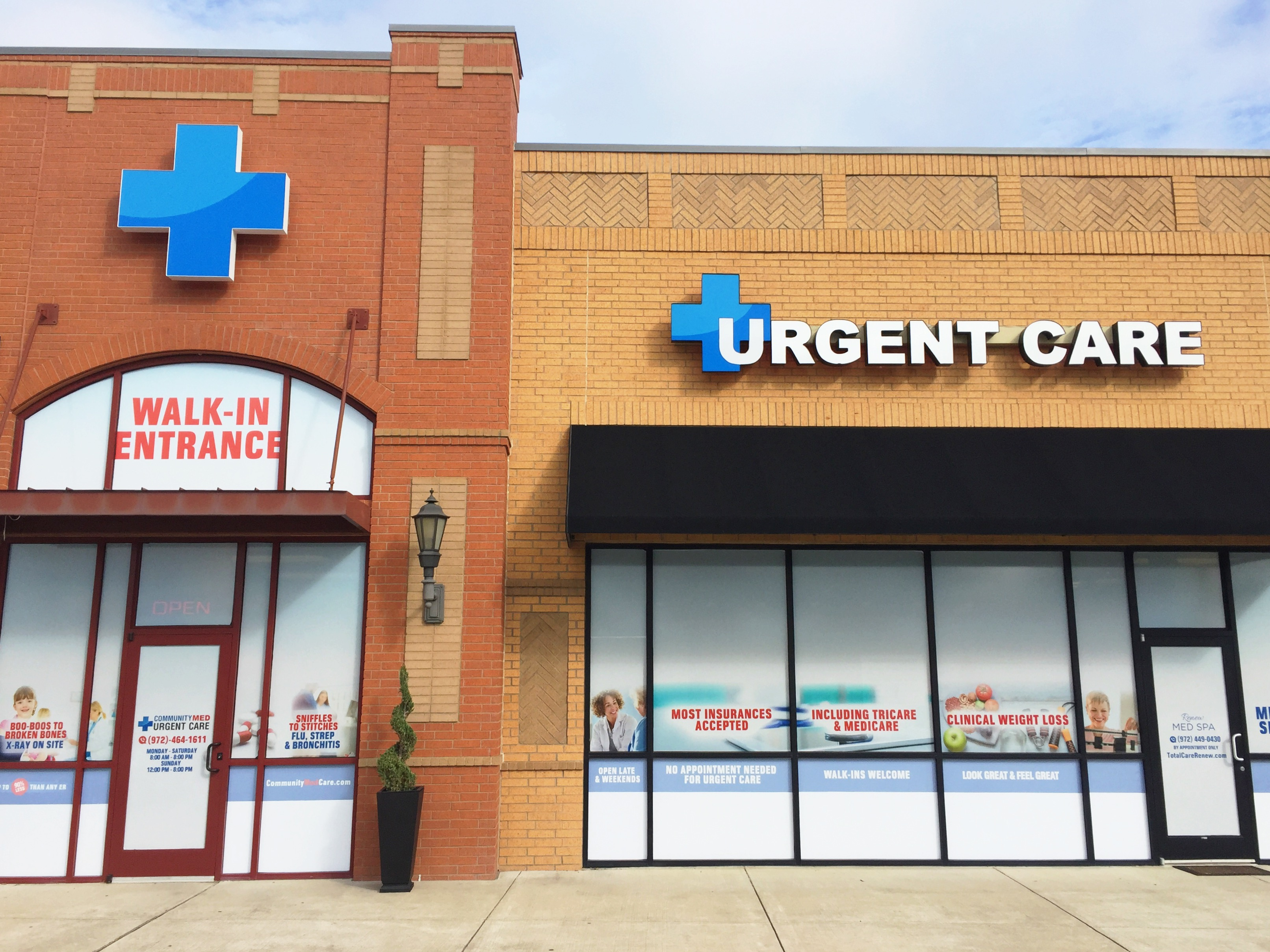 CommunityMed Urgent Care - Melissa - Urgent Care Solv in Melissa, TX
