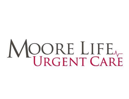 Moore Life Urgent Care Logo