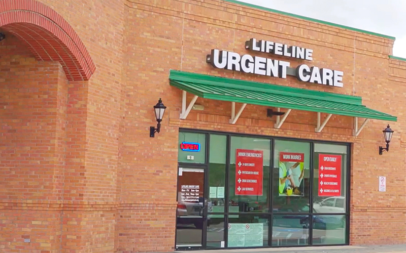 Photo of Lifeline Urgent Care in Houston, TX