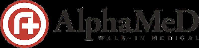AlphaMeD - Scottsdale Logo