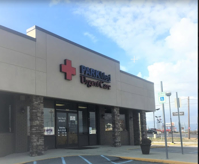 ParkMed Urgent Care Center - Kingston Pike - Urgent Care Solv in Knoxville, TN