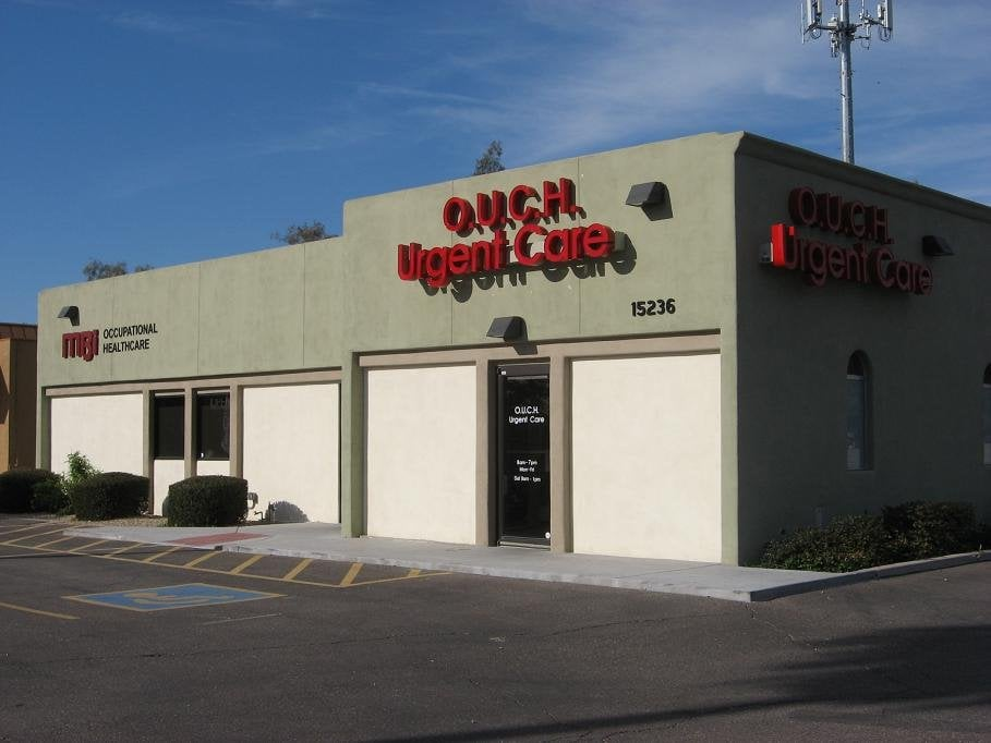 Photo for OUCH Urgent Care , (Glendale, AZ)