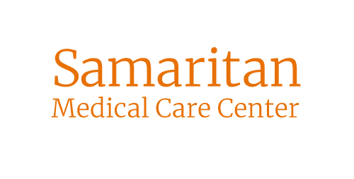 Samaritan Medical Care Center for URGENT CARE Logo
