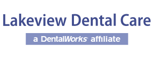 Lakeview Dental Care Logo