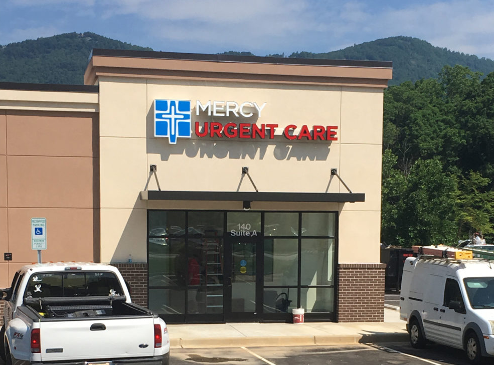 Mercy Urgent Care - Foothills - Urgent Care Solv in Columbus, NC