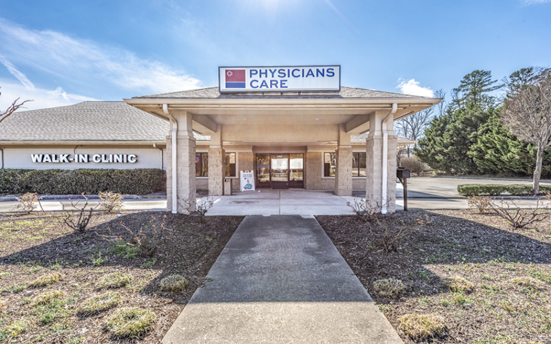 Physicians Care - Cleveland - Urgent Care Solv in Cleveland, TN