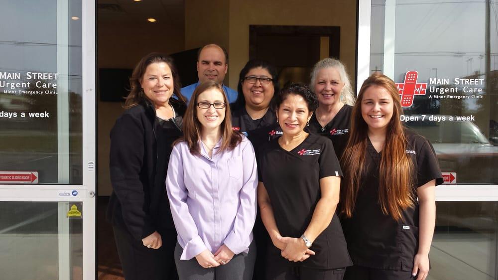 Main Street Urgent Care (Fredericksburg, TX) - #0