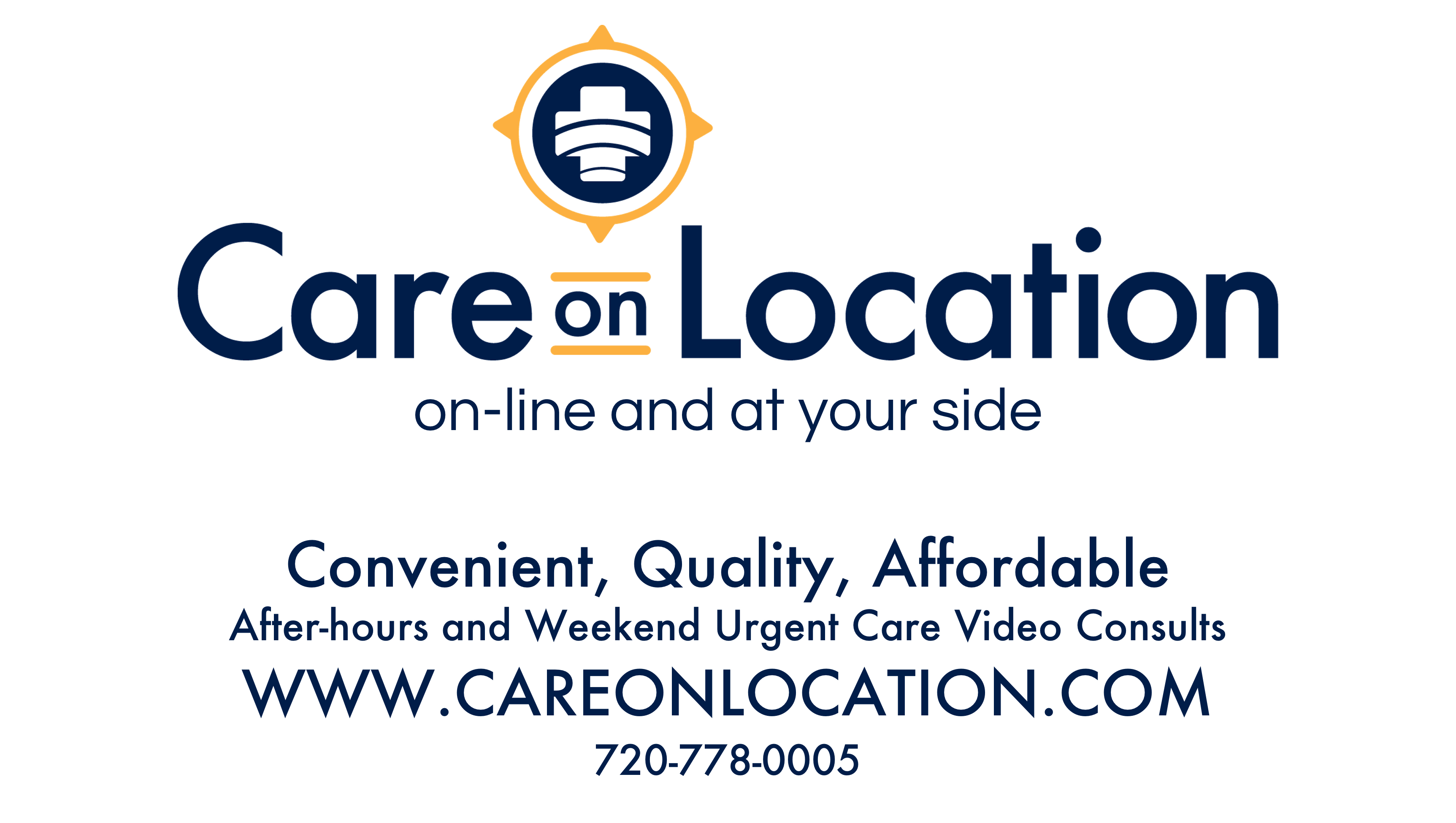 Photo for Care on Location - Online Urgent Care , (Denver, CO)