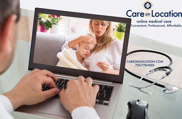 Care on Location - Online Urgent Care - Urgent Care Solv in Denver, CO