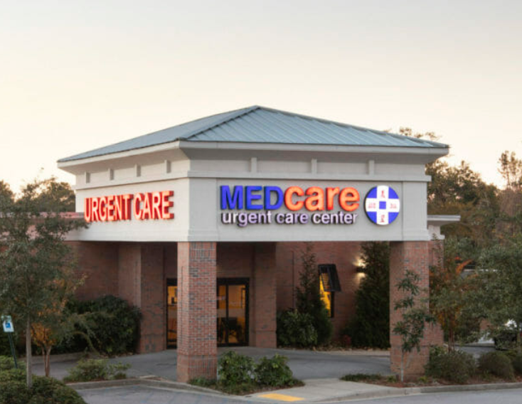 MEDcare Urgent Care Center - West Columbia - Urgent Care Solv in West Columbia, SC