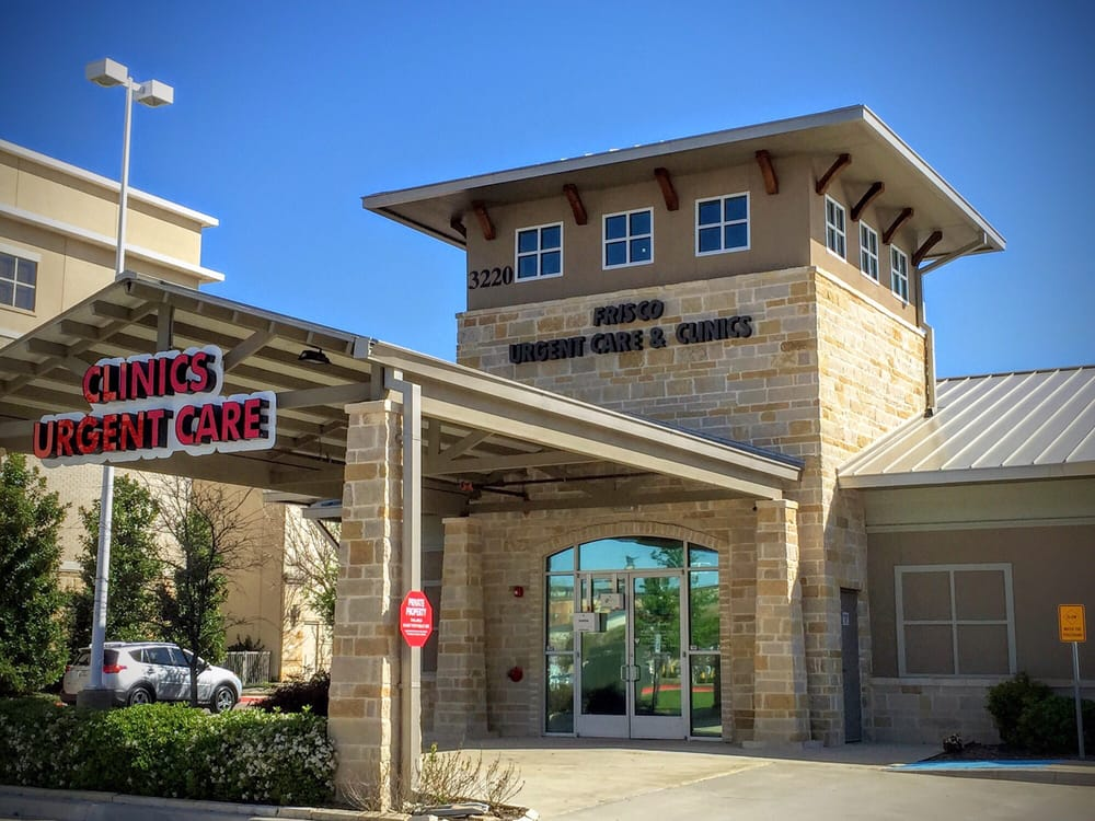 Frisco Urgent Care & Clinic (Frisco, TX) - #0
