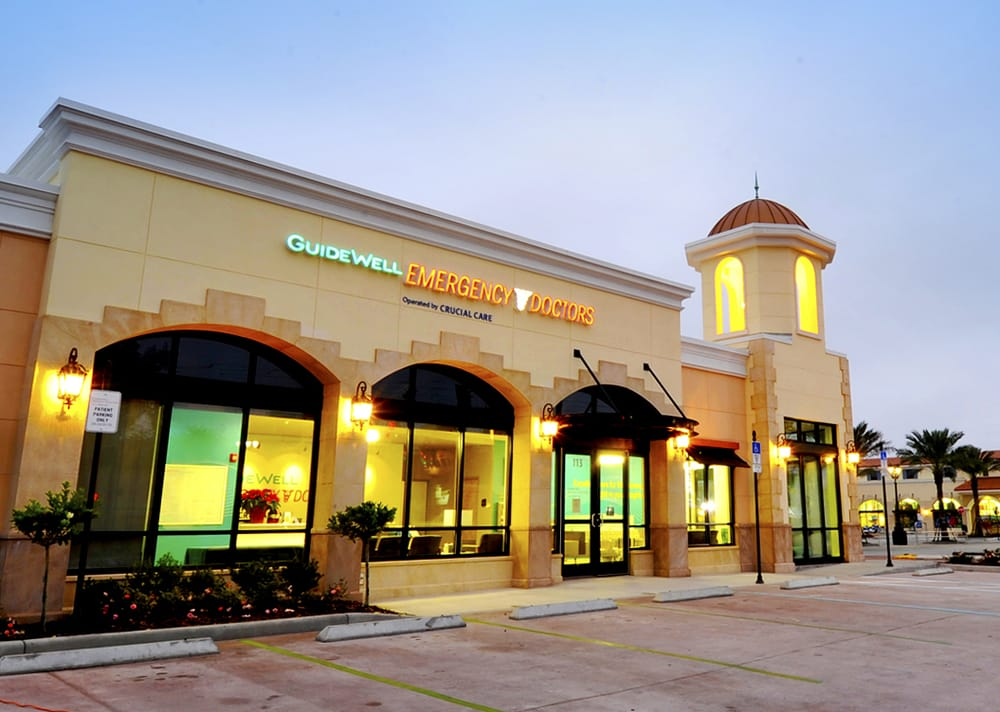GuideWell Emergency Doctors - Winter Park - Urgent Care Solv in Winter Park, FL
