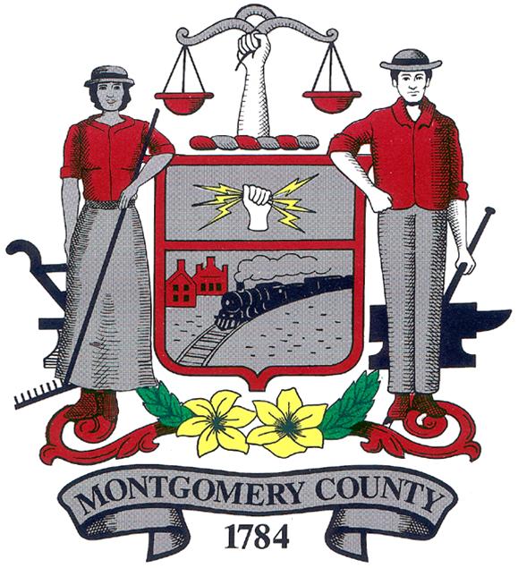 Montgomery County - Ardmore Logo