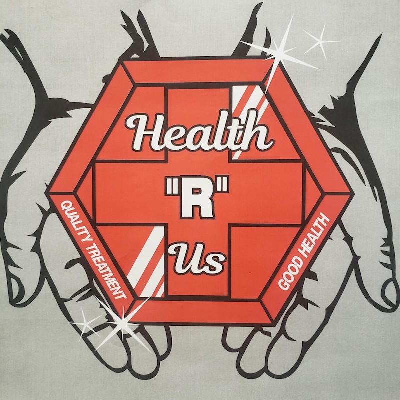 "Health ""R"" Us Logo"