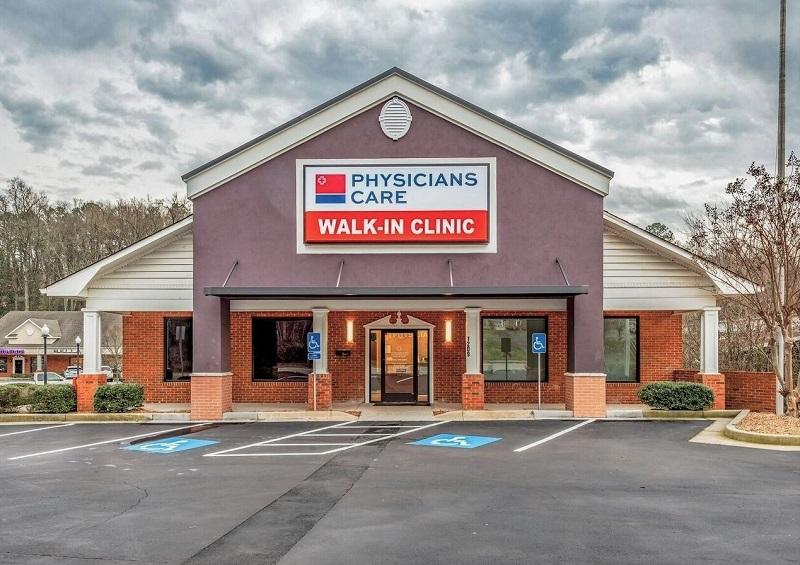 Physicians Care - Dalton - Urgent Care Solv in Dalton, GA