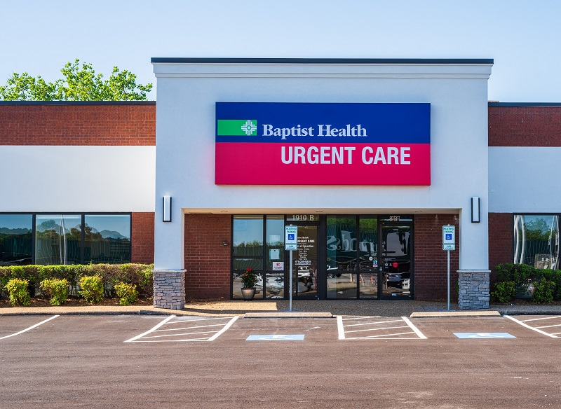 Baptist Health Urgent Care - Fort Smith (Zero St.) - Urgent Care Solv in Fort Smith, AR